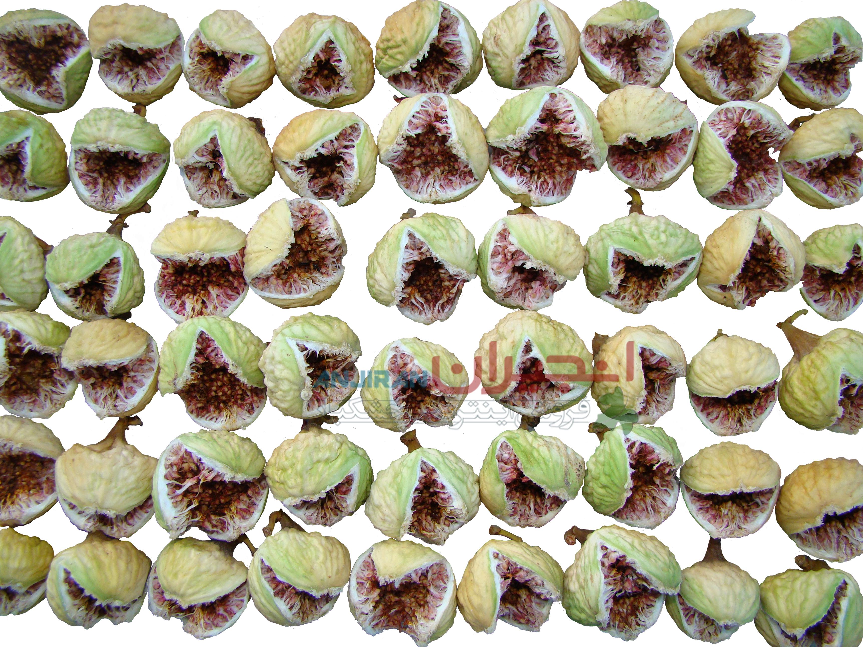 انجیر خشک ممتاز - Premium Figs