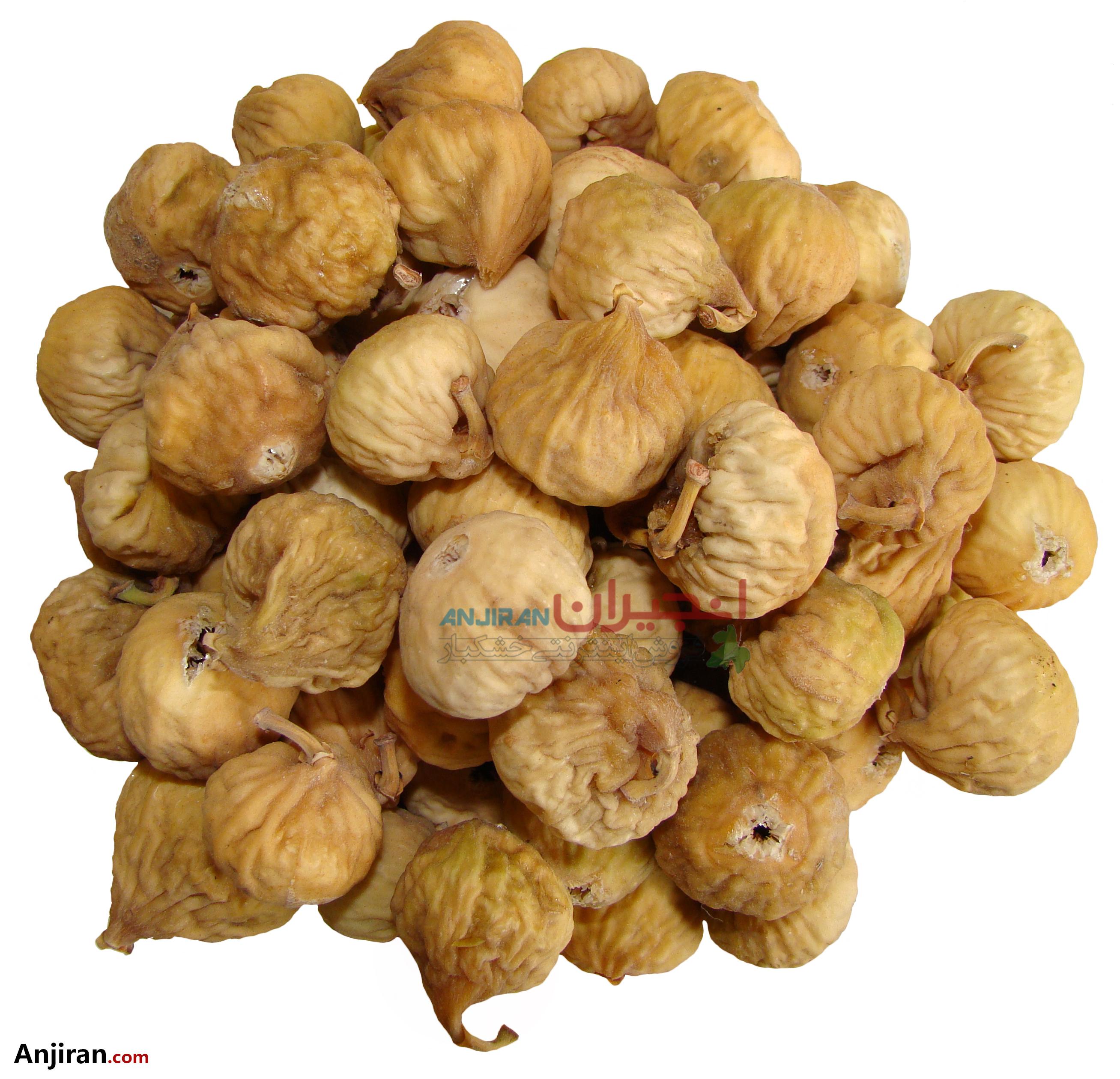 انجیر خشک معمولی - Iranian Common Dry Figs
