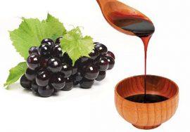 خواص و مضرات شیره انگور یا دوشاب