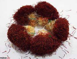 Iranian Dasteh Saffron (White & Red Type)